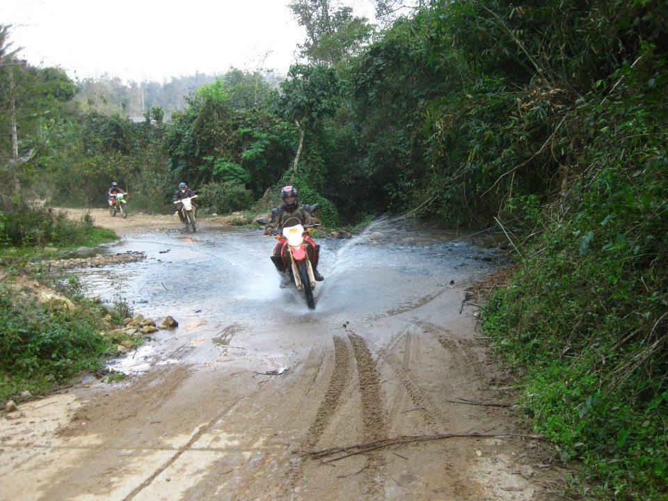 Motorcycle Chiang Mai Thailand